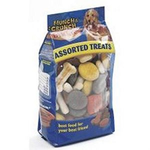 Munch Crunch- Assorted Treats- 400g