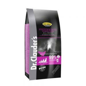 Dr. clauder's Dog Food – Performance – 20kg