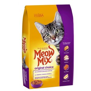 Meow Mix Adult Cat Food(Original Choice) – 1.5kg