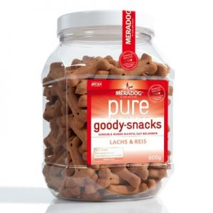 Mera Dog Pure – Goody Snacks – 600g