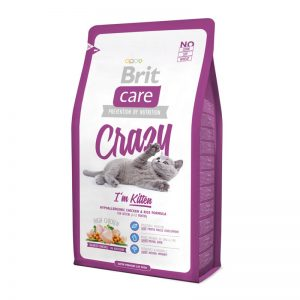 brit kitten food – 2kg