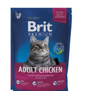 Brit Premium Adult Cat Food – 800g