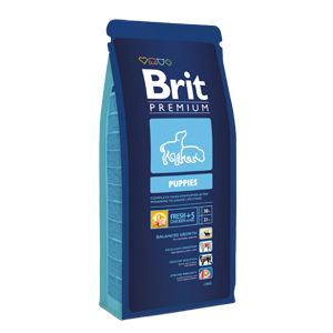 Brit Premium Puppy Food – 15kg