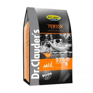 Dr. clauder's Dog Food – Junior(small/medium) – 20kg