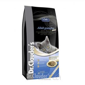 Dr. Clauder's Adult Cat Food(Roasted Venison) – 2kg
