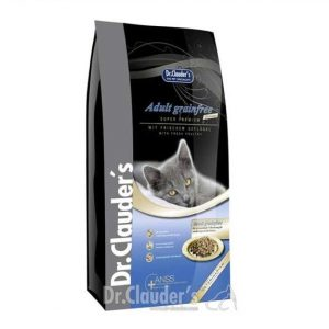Dr. Clauder's Adult Cat Food – 400g