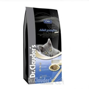 Dr. Clauder's Kitten Food – 400g