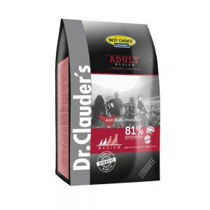 Dr. clauder's Dog Food – Adult medium – 20kg