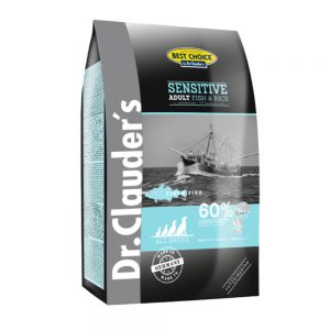Dr. clauder's Dog Food – Sensitive(Fish & Rice) – 20kg