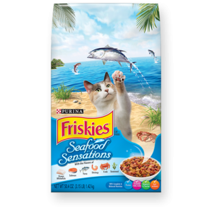 Purina Friskies Cat Food(Sea Food) – 1.2kg