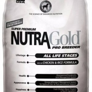 Nutragold Pro breeder Chicken & Rice 20kg