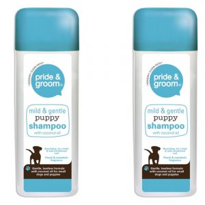 Pride And Groom Mild And Puppy Gentle Puppy Shampoo – 300ml
