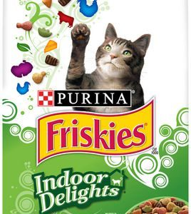 Purina Friskies Cat Food(Indoor Delight) – 1.2kg