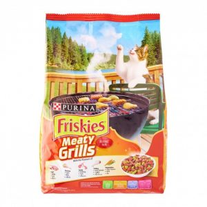 Purina Friskies Cat Food(Meaty Grill) 1.2kg
