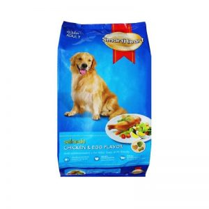 Smart Heart Adult Dog Food(Chicken, Egg & Milk) 3kg