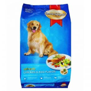 Smart Heart Dog Food(Chicken & Egg) – 10kg