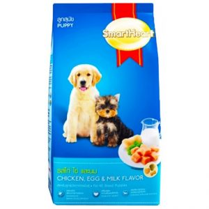 Smart Heart Puppy Food(Chicken, Egg & Milk) 3kg
