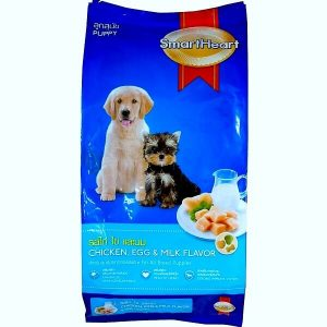 Smart Heart Puppy Food(Chicken, Egg & Milk) 8kg