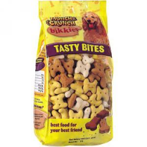 Munch Crunch- Tasty bites- 400g