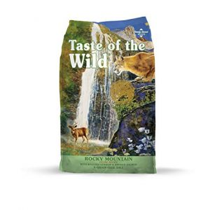 Taste Of The Wild – Cat Food – 2kg