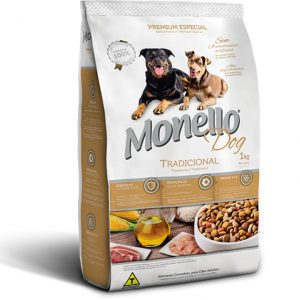 Monello Dog Food Traditional 15kg