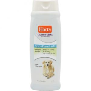 Hartz groomer's Best – Anti-Dandruff – 532ml