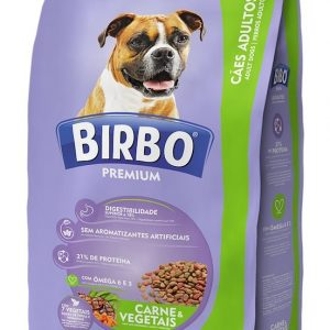 Birbo Premium – Meat & Vegetable Dog Food 15kg